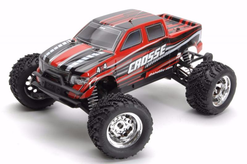 DHK Crosse Brushless  Monstertruck RTR | Ripmax