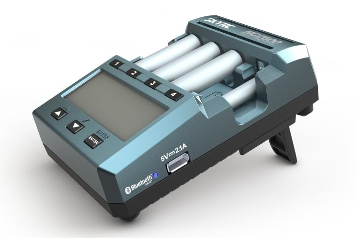 NC2600 Charger en Analyzer | SkyRC