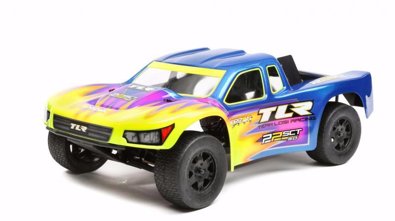 22SCT 3.0 Short Course truck kit | TLR