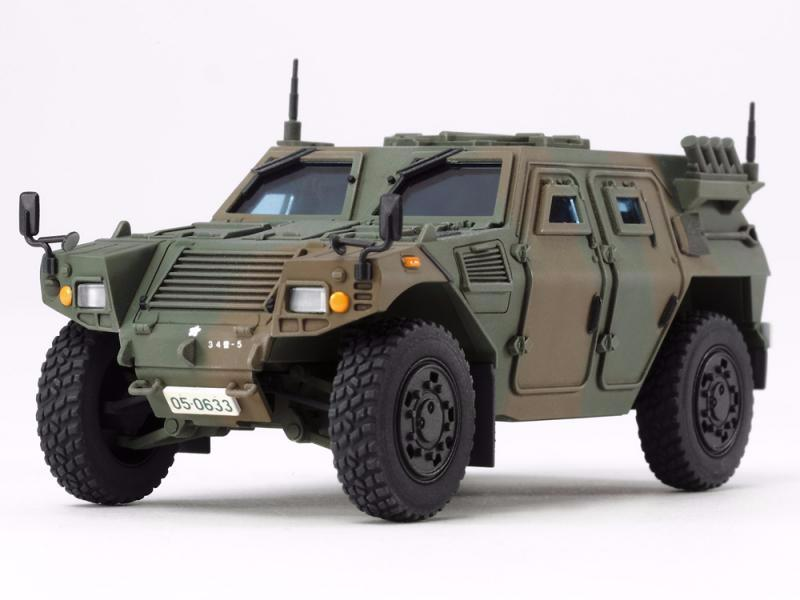 Japan Ground Self Defense Force Light Armored Vehicle | Tamiya
