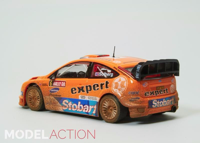 Ford Focus Stobart VK 2009 #6 | Ninco