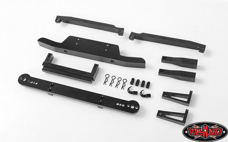 Cruiser Body Conversion Kit voor D90 | RC4WD