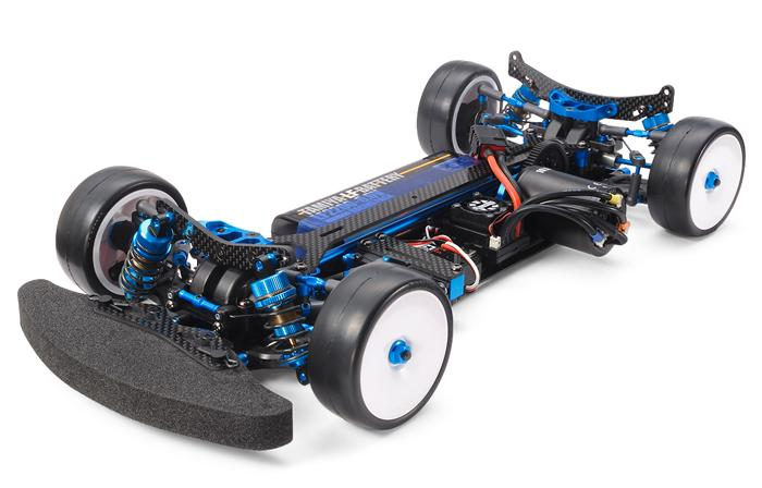 1:10 RC Chassis Kit TB Evo. 6 MS | Tamiya