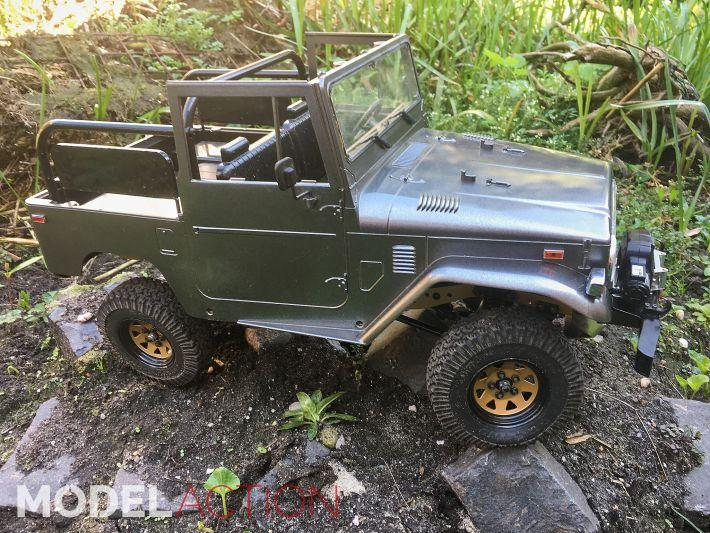Gelande II met Cruiser body set RTR | RC4WD