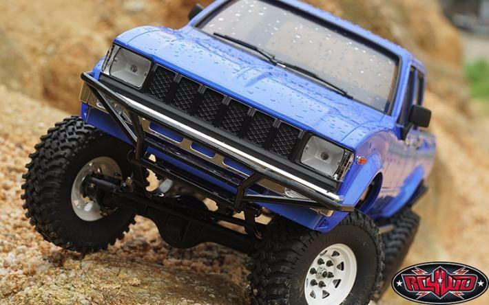 Trailfinder 2 'LWB' | RC4WD
