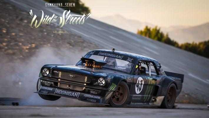 RS4 Sport 3 Hoonicorn 1965 Ford Mustang | HPI