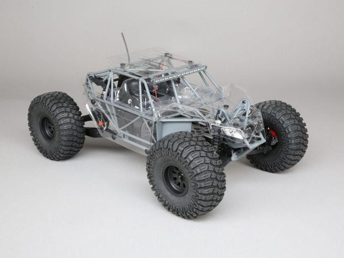 Rock Rey 4WD 1:10 Kit | LOSI