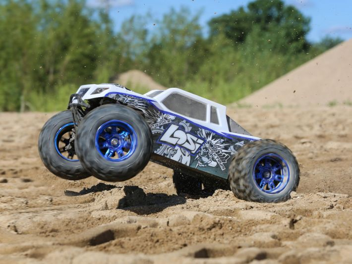 LST 3XL-E 1:8 Monstertruck RTR | LOSI