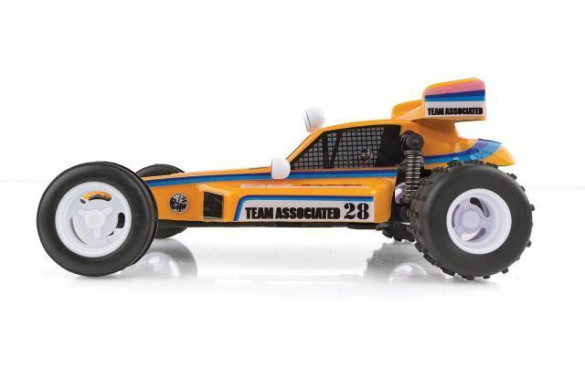 RC28 1/28 2WD RTR buggy | Team Associated