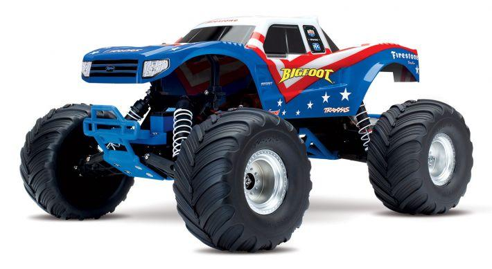 Bigfoot Monster Truck | Traxxas