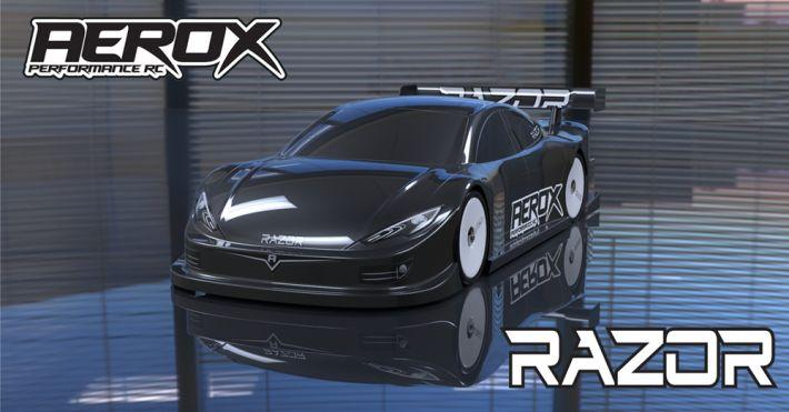 Razor Touring Car Body | AEROX