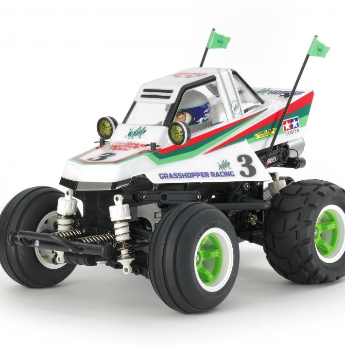 Comical Grasshopper (WR-02CB) | Tamiya