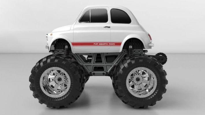 1971 Fiat Abarth 595 | CEN Racing